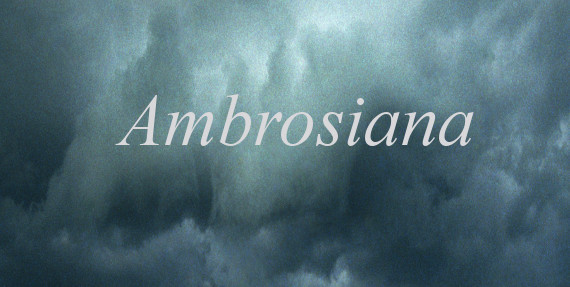 Ambrosiana - Ulrike Draesner #7terSprung