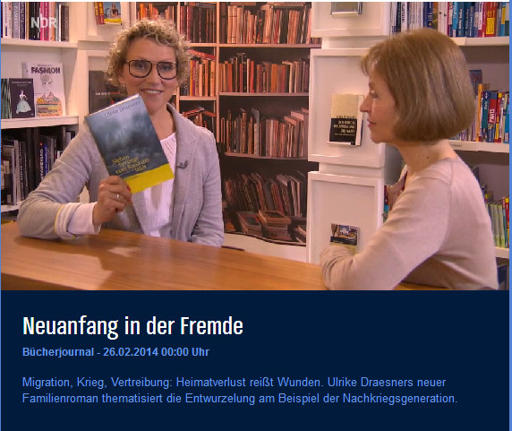 Bücherjournal NDR über #7terSprung