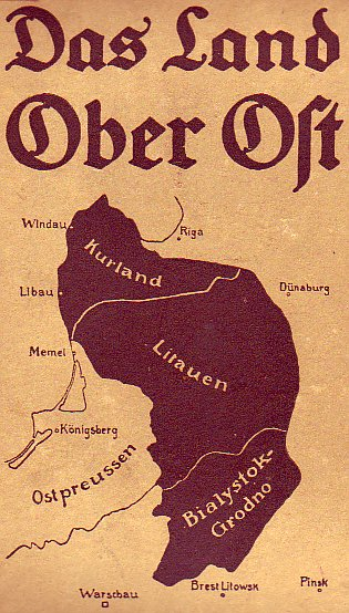 "By German Military ""Oberbefehlshabers Ost"" [Public domain], via Wikimedia Commons"
