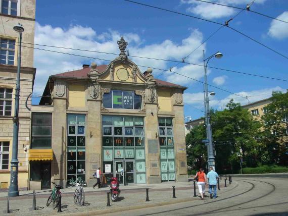 Breslau Wroclaw Café Stiebler - Ulrike Draesner #7terSprung