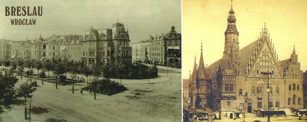 Breslau - Wroclaw Ulrike Draesner Archiv #7terSprung
