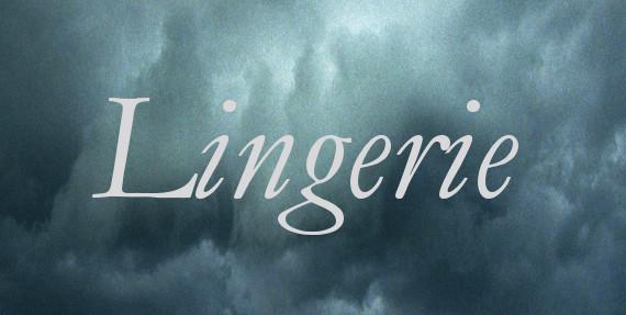 Lingerie #7terSprung