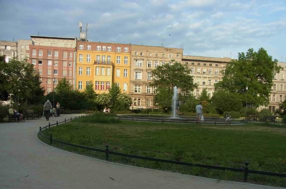 Matthiasplatz in Wroclaw #7terSprung Ulrike Draesner