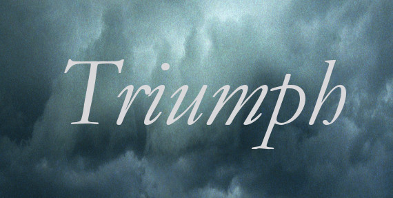 Triumph #7terSprung