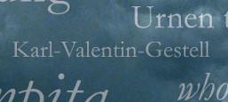 Karl-Valentin-Gestell