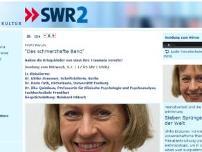 SWR2 Forum: Das schmerzhafte Band