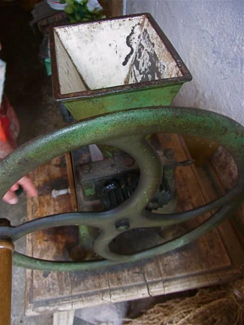 alte schlesische Mohnmühle © Ulrike Draesner